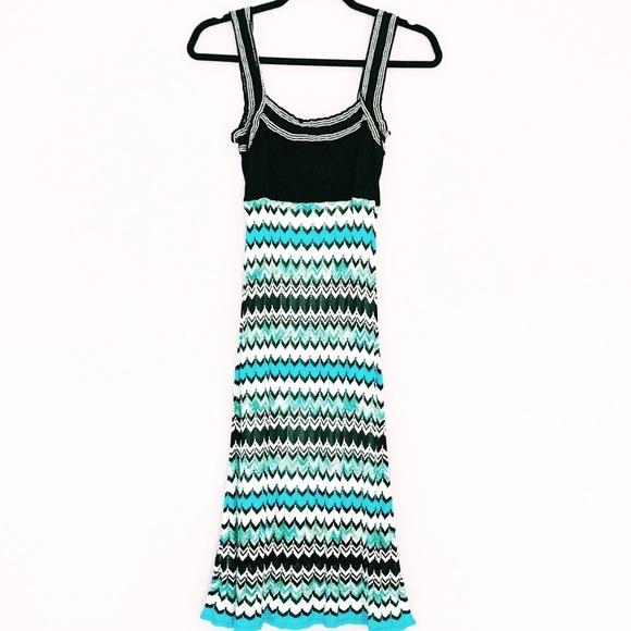 bebe Dresses & Skirts - Bebe  Midi Dress, Size M
